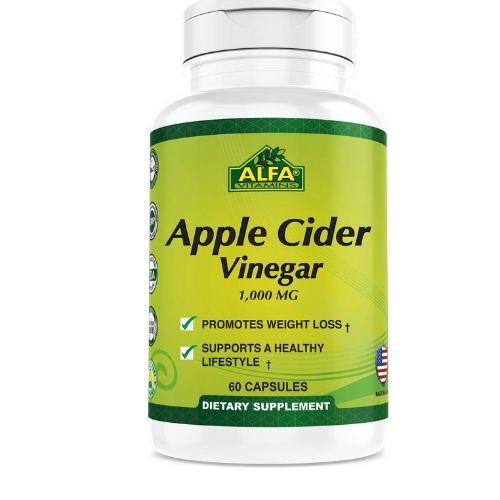 Apple Cider Vinegar Alfa