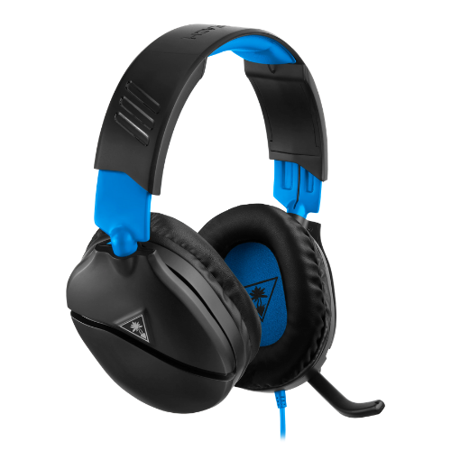 Auriculares Gamer Turtle Beach Recon 70 Negro PS4