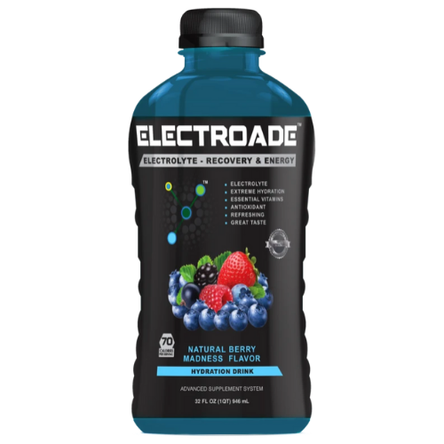 Bebida Electroade Berry Madness 946 ml