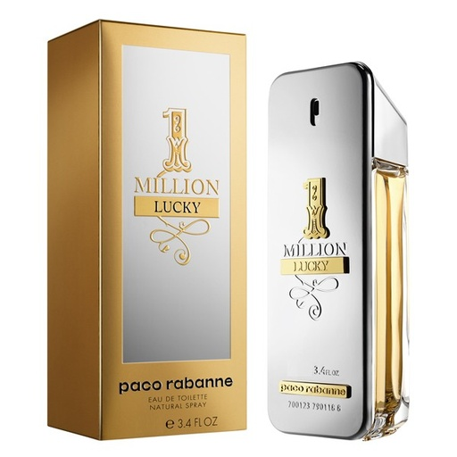 [INN03216] Colonia Paco Rabanne One Million Lucky 100 ML Hombre