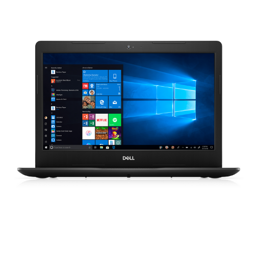 [INN03540] Laptop Dell Inspiron 14 I3493-3464BLK G4 14""