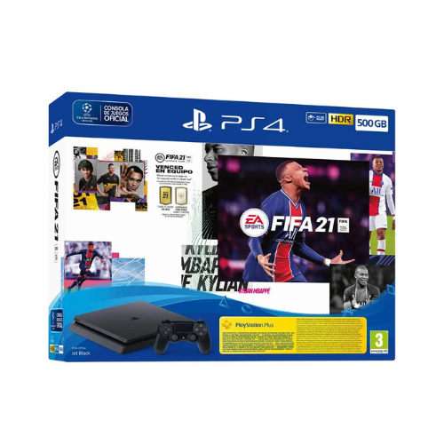 [INN03546] Consola Playstation 4 Bundle FIFA 21