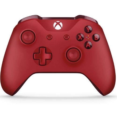 [INN04201] Control Xbox One S Original Rojo