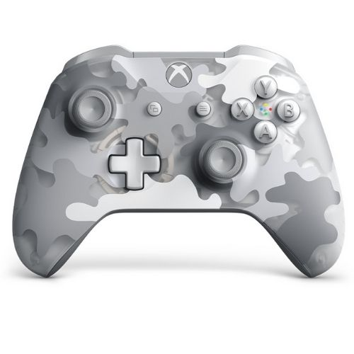 [INN04209] Control Xbox One S Original Artic Camo