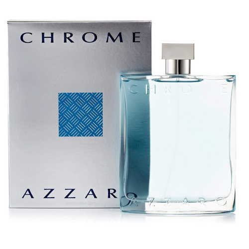 [INN04482] Colonia Azzaro Chrome EDT 100 ML Hombre