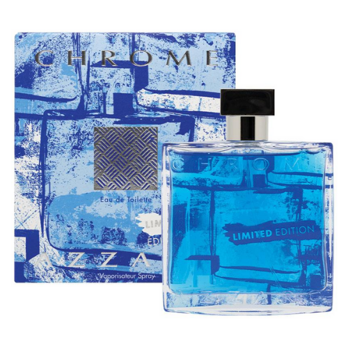 [INN04483] Colonia Azzaro Chrome Limited Edition 100 ML Hombre