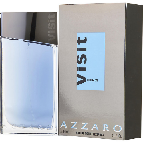 [INN04490] Colonia Azzaro Visit For Men 125 ML Hombre