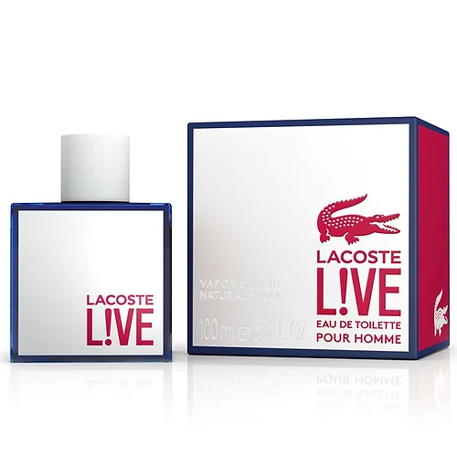 [INN04653] Colonia Lacoste L!VE 100 ML Hombre
