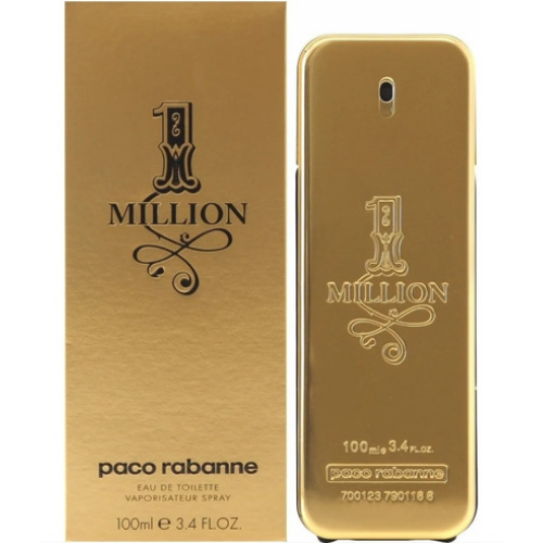 [INN04732] Colonia Paco Rabanne 1 Million 100 ML Hombre