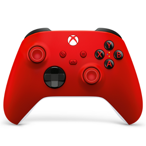 [INN05174] Control Xbox Pulse Red inalámbrico