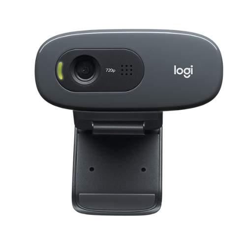 [INT624] Cámara Web Logitech HD Webcam C270