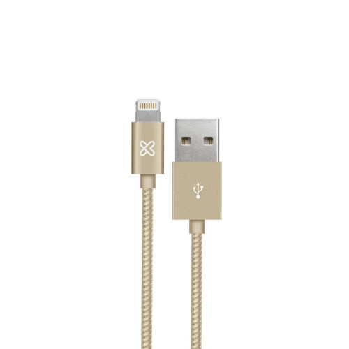 [INT3108] Klip Xtreme - USB cable - 4 pin USB Type A Dorado