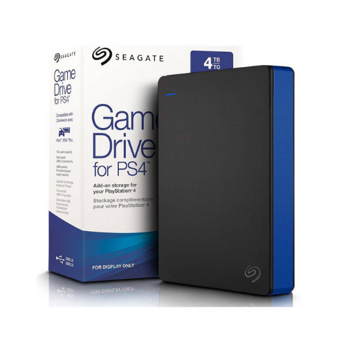 [INT3960] Seagate Game Drive for PS4 STGD4000400 - Disco duro - 4 TB