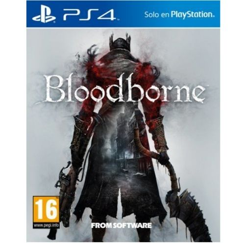 [INN0462] JuegoSony Bloodborne PlayStation 4