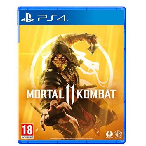 [INN0467] Juego Sony Mortal Kombat 11 PlayStation 4