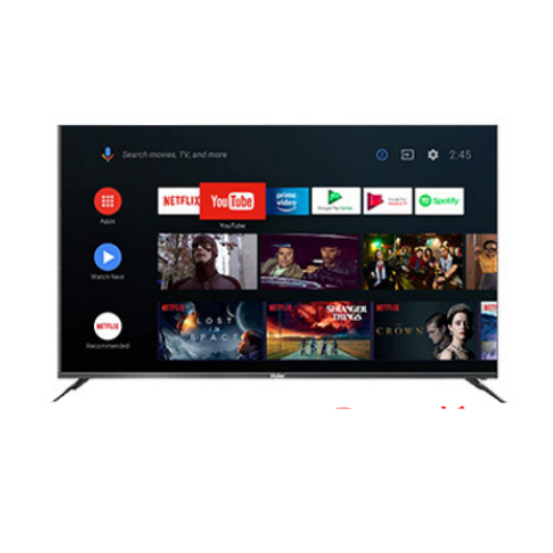 "[INT4168] Pantalla Haier TV 50"" UHD 4K K6500 Google Assist"