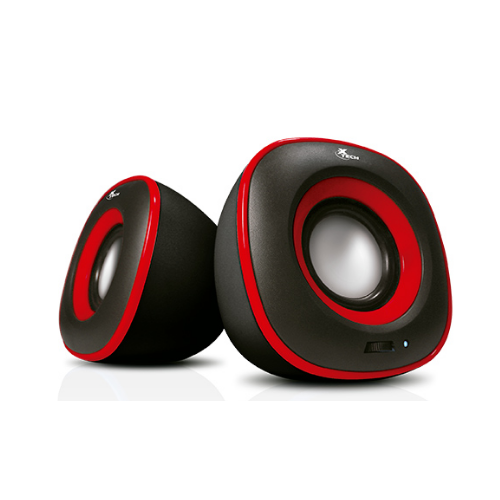 [INT4330] Xtech - Speakers - 2.0-channel