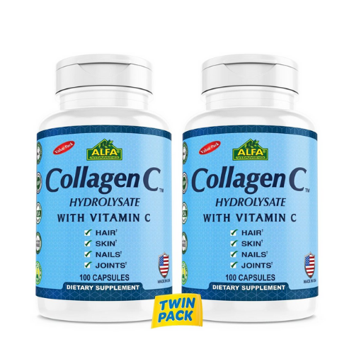 [INN0851] Collagen C Alfa 100 Capsulas (Doble)