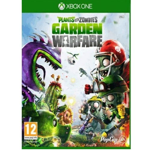 [INN0617] Juego Xbox One Plants VS Zombies Garden Warfare