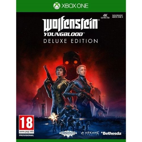 [INN0625] Juego Xbox One Wolfenstein YoungBlood Deluxe
