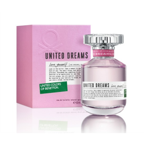 [INN01216] Perfume Benetton United Dreams Love Yourself 80 ml