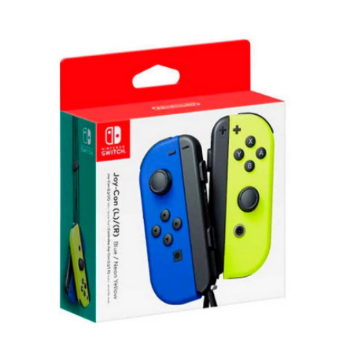 [INN0663] Control Nintendo Switch Joy-Con Amarillo-Azul