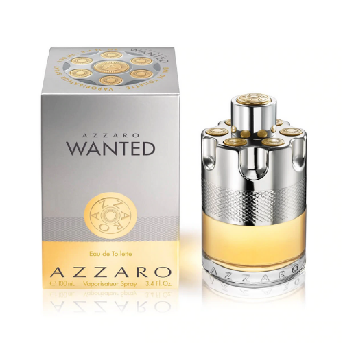 [INN01312] Colonia Azzaro Wanted 100 ML Hombre