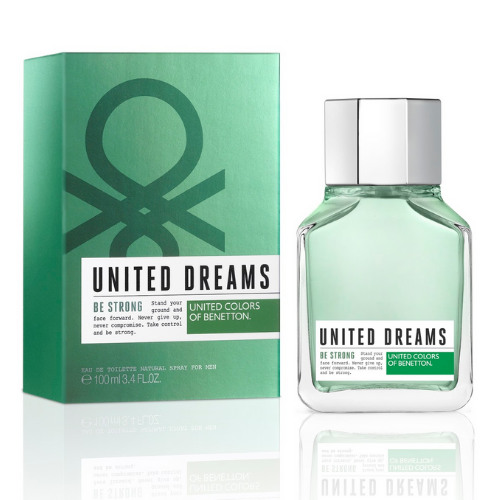 [INN01316] Perfume Benetton United Dreams Be Strong 100 ml Hombre