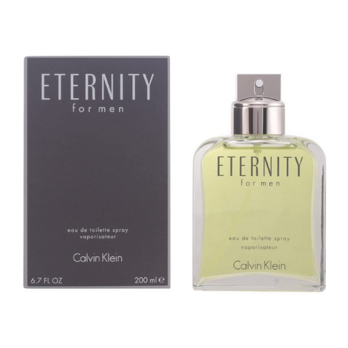 [INN01470] Colonia Calvin Klein Eternity EDT 200 ML Hombre