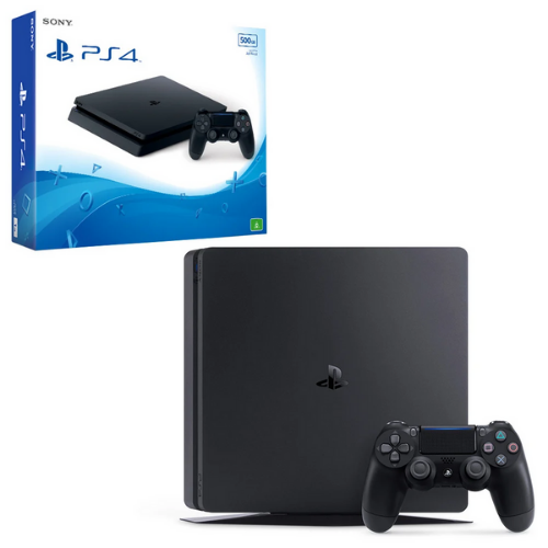 [INN01763] Consola Sony PlayStation 4 Slim 500GB