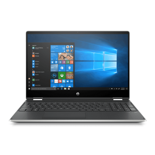 [INN074] Laptop HP PAVILION X360 15-DQ0001LA AllinOne 15.6""
